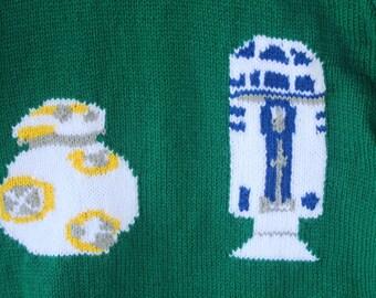 Star Wars - Droid Sweater