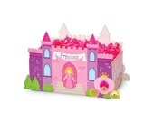 Princess Party Centerpiece Decoration, Princess Castle Box, Princess Birthday Party, Princess Tea Party, Princess Party Decor