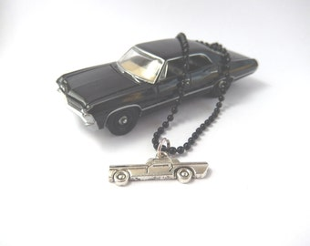 Supernatural Inspired Impala Charm Cosplay  Necklace