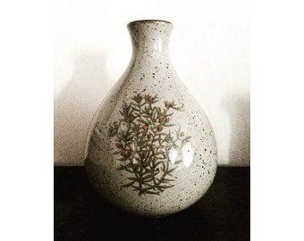 Mini Ceramic Vintage Vase