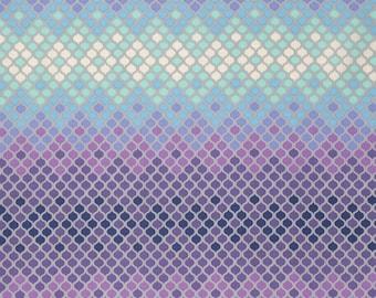 Glacier Mosaic - Eden by Tula Pink - Free Spirit Fabrics - 1 yard