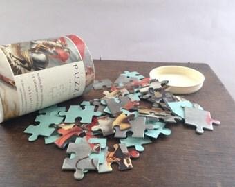 Vintage NaPOLEON puzzle Versailles puzzle 54 pieces puzzle French puzzle