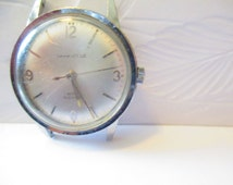 Caravelle Watch Waterproof Self Winding Manual Working Dial Only Unisex Dial