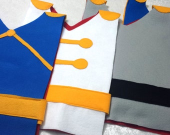 Kids Disney Prince Costume Gift Set - Snow White / Belle / Cinderella / Sleeping Beauty Prince Costumes