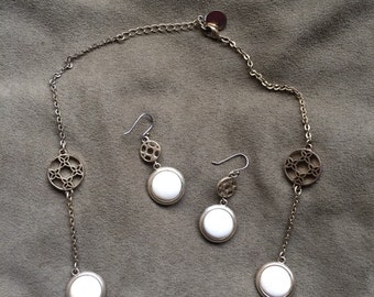 Two necklace sets