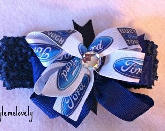 Ford Bow Headband