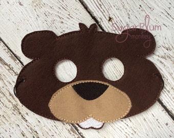Beaver Mask