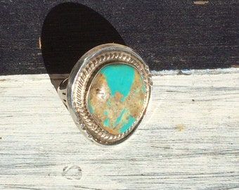Womens Silver Tone Size 10 1/4 Ring