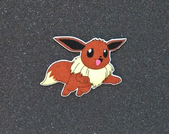 Pokemon: Eevee Iron-On Patch - Limited Stock