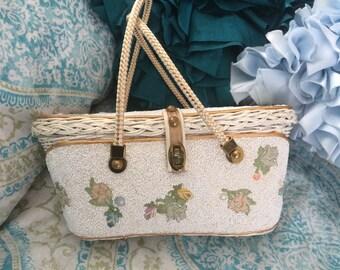 Midas of Miami vintage purse
