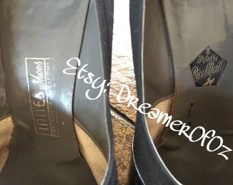 Rare 1940s Innes Shoe Company Shoes
