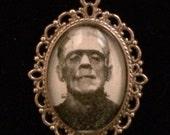 Frankenstein Pendant
