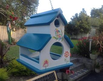 Colourful Modern Bird Feeders