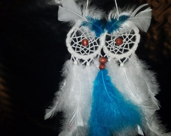 Owl Dream Catchers - Made to order ONLY