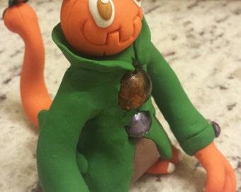 Autumn the PumpkinHead