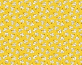 Hope Chest- Yellow Blosom by Erin Turner for Penny Rose Fabrics