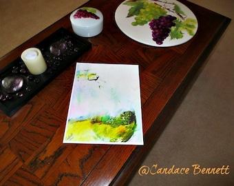 White Wine Time (Fine Print)