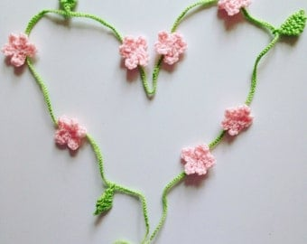 Wild Vine Knitted Garland (by metre) - FREE SHIPPING