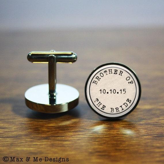 bouton de manchette mariage personnalis un cadeau. Black Bedroom Furniture Sets. Home Design Ideas
