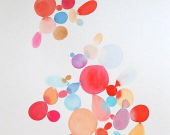 "13"" x 16"" Dots 8 - Original Painting"
