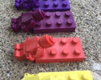 Bricks & Figures -Set of 10