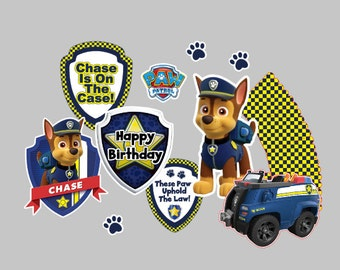 Paw Patrol Chase Digital Download
