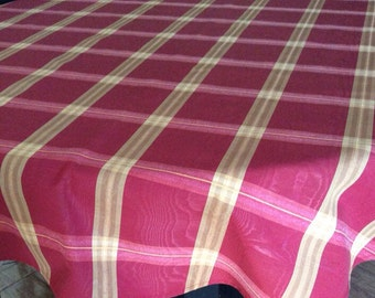 "53in ""Wine""Round Tablecloth"