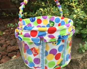 Inside Out basket
