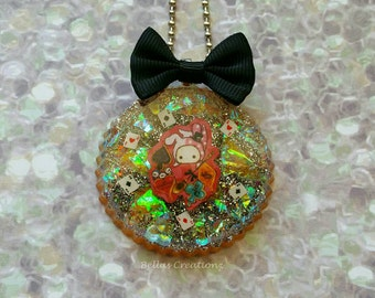 Sentimental Circus Shappo Resin Necklace
