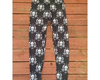 Doctor Who Silence women's leggings