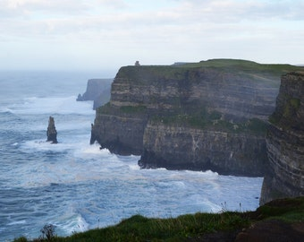 Cliffs of Moher, Ireland Photography, Travel Photography