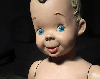 Vintage Toddler Mannequin 50's