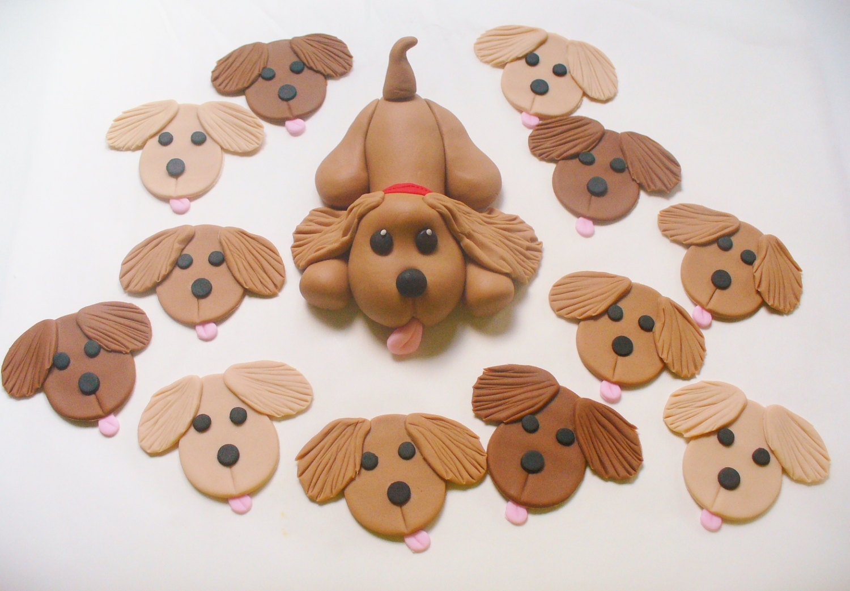 Buy Puppy Cake Topper