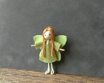 Fairy Bendy Doll
