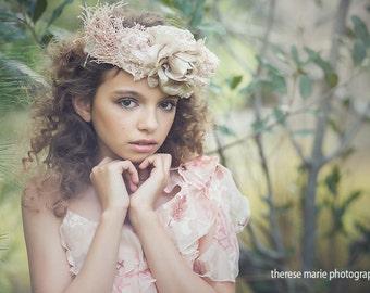 Ava Flower Crown