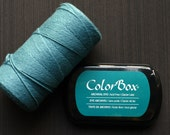 Glacier Lake Color Box Ink Pad - Archival Dye Ink (Item 27012)