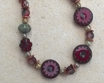 Yummy Red Bing Cherry Necklace