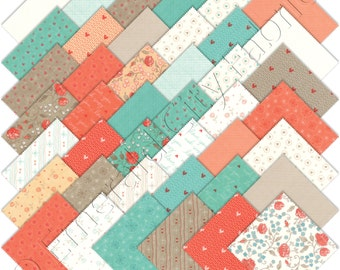 Moda Sweetness Charm Pack Fabric 17850PP