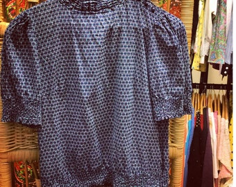 Patterened Top