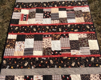 Coffee Quilt #2