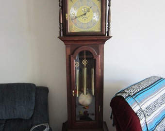Clock Grandfather's (Kieninger)