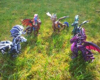 Custom Made dragon Sculpture