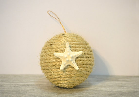 Rope Christmas Ornament