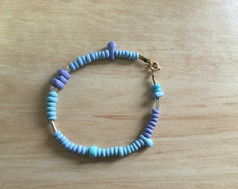 Beaded friendship bracelet 6