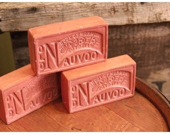 Nauvoo Brickyard Brick