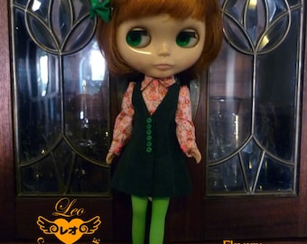 BIBA Blouse & Skirt Set