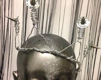 Metal Industrial Crown