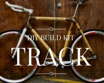Bamboo Bike Frame Kit | Track Edition | Custom