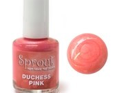 Sprout Non Toxic Duchess Pink Single Polish