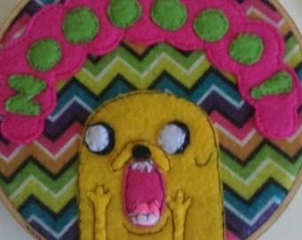 Nooooo! (Jake from Adventure Time)